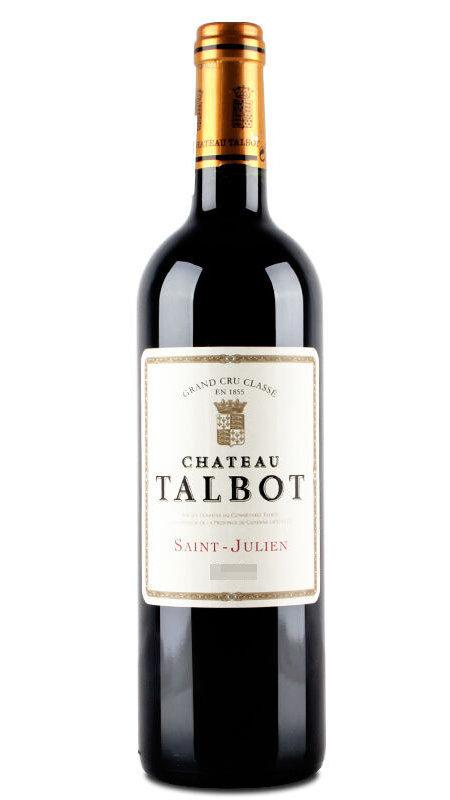 Talbot Chateau Talbot Saint-Julien Grand Cru 2000 750ml