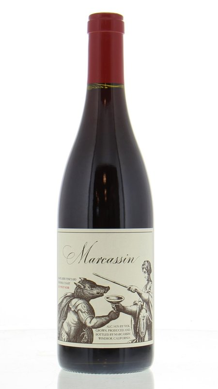 Marcassin Marcassin Pinot Noir 2013 750ml