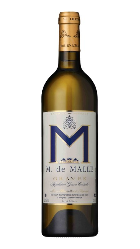 M de Malle M de Malle Bordeaux White 2015 750ml