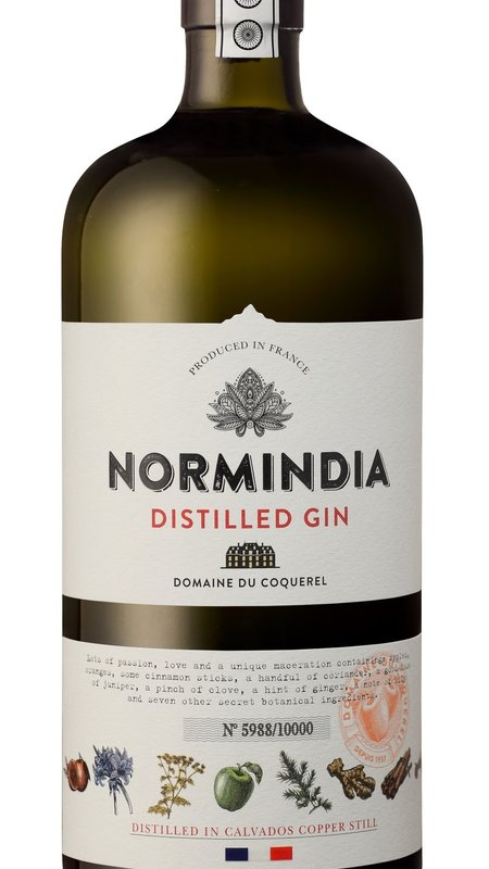 Normindia Normindia Distilled Gin 750ml