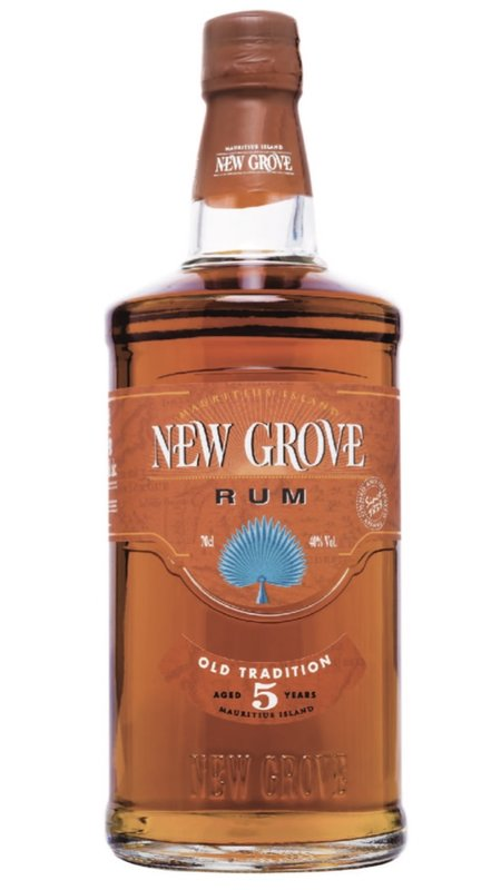 New Grove New Grove Rum 750ml