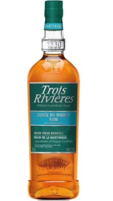 Trois Riviere Trois Rivieres Cuvee du Moulin Rum 750ml
