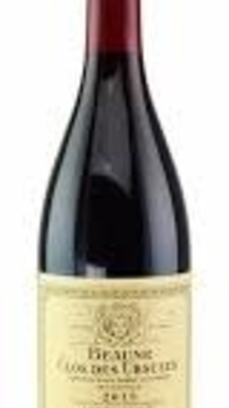 Louis Jadot Louis Jadot Clos de la Roche Grand Cru Burgundy 2013 750ml