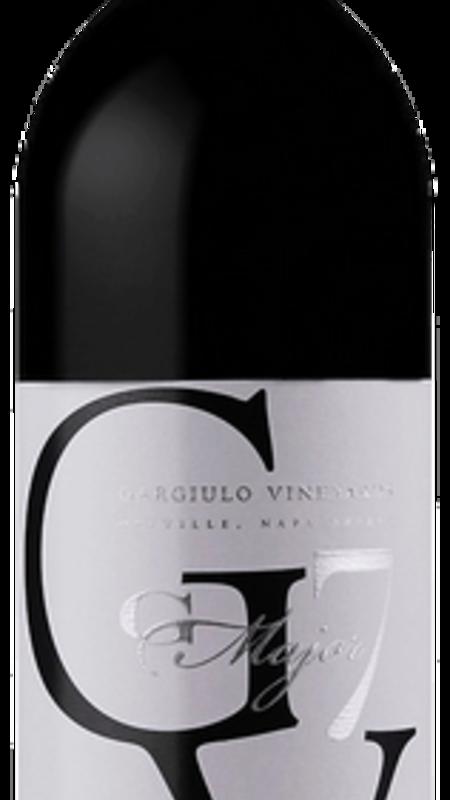 Gargiulo Gargiulo 575 OVX  G Major Seven Study Cabernet Sauvignon 2009 750ml