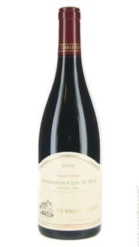 Robert Groffier Domaine Robert Groffier Bonnes Mares Pinot Noir 2017 750ml
