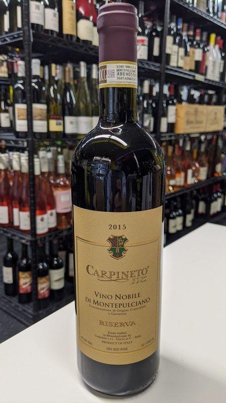 Carpineto Carpineto Vino Nobile di Montepulciano 2015 750ml