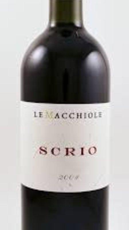 Le Macchiole Le Macchiole Scrio Red 2008 750ml