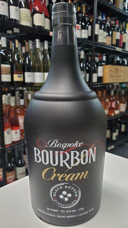 Bourbon Cream Black Button Bespoke Bourbon Cream 1.75L