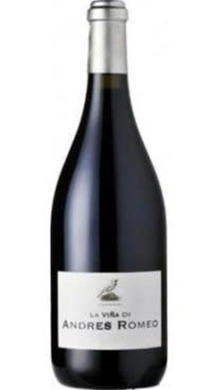 La Vina de Andres Romeo La Vina de Andres Romeo Rioja Tempranillo 2012 750ml