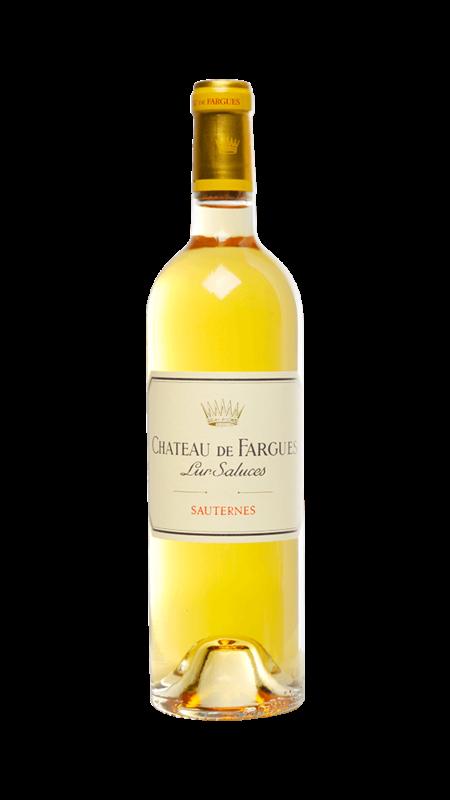 Chateau de Fargues Chateau de Fargues Lur Saluces Sauternes 2015 375ml