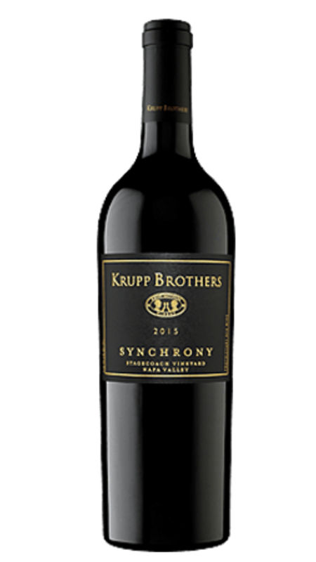 Krupp Brothers Krupp Brothers Synchrony Red 2014 750ml