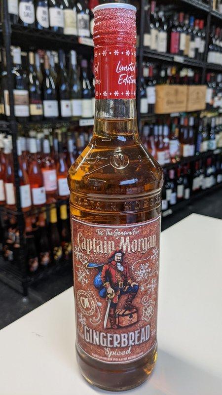 Captain Morgan Captain Morgan Gingerbread Spiced 750ml