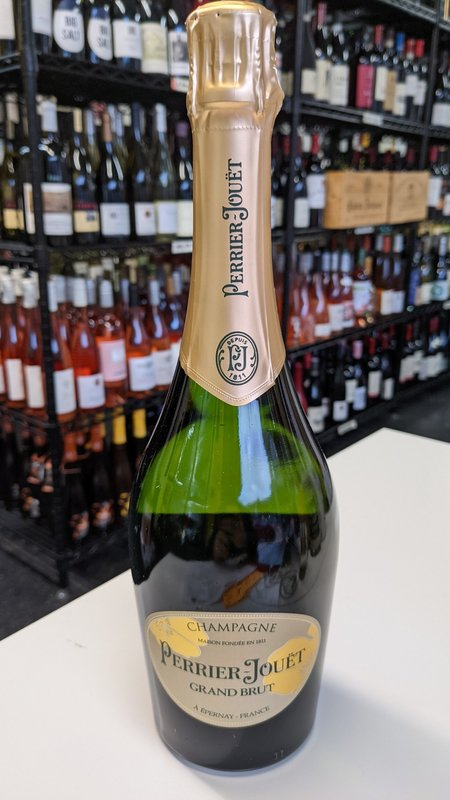 Perrier Jouet Perrier Jouet Grand Brut NV 750ml
