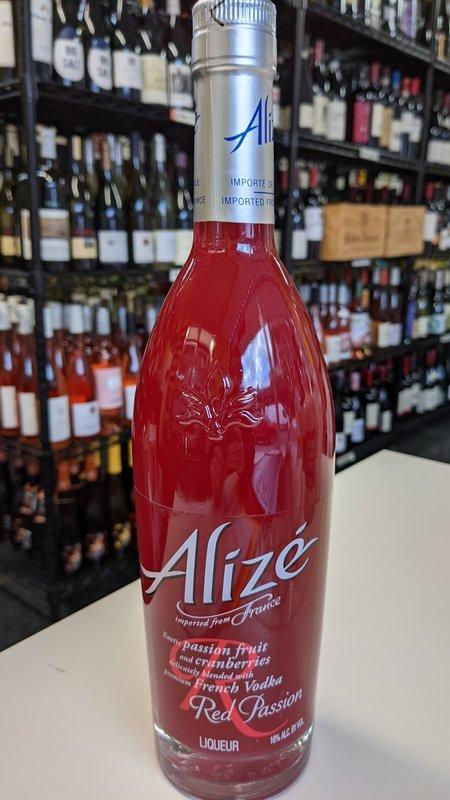 Alize Alize Red Passion Liqueur 750ml