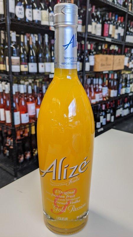 Alize Alize Gold Passion Liqueur 750ml