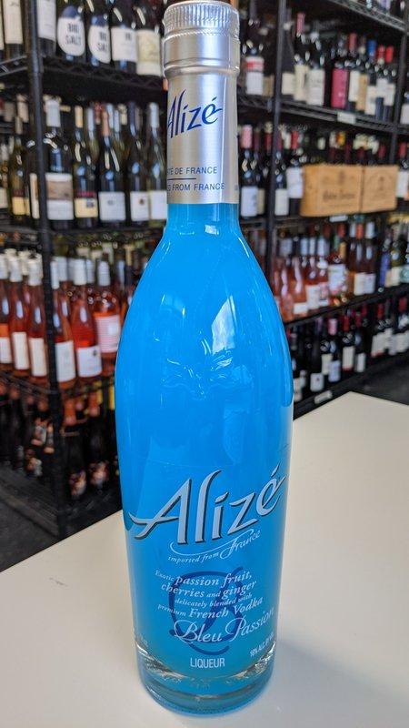 Alize Alize Bleu Passion Liqueur 750ml