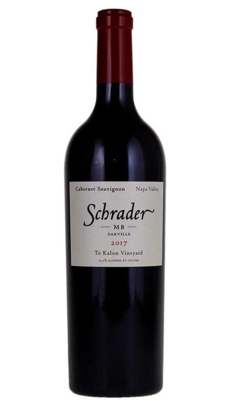 Schrader Schrader Beckstoffer To Kalon Vineyard Cabernet Sauvignon 2018 750ml