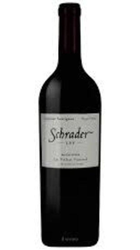 Schrader Schrader Beckstoffer Las Piedras Cabernet Sauvignon 2018 750ml