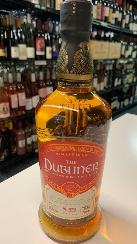 Dubliner The Dubliner honeycomb Irish Whiskey 750ml
