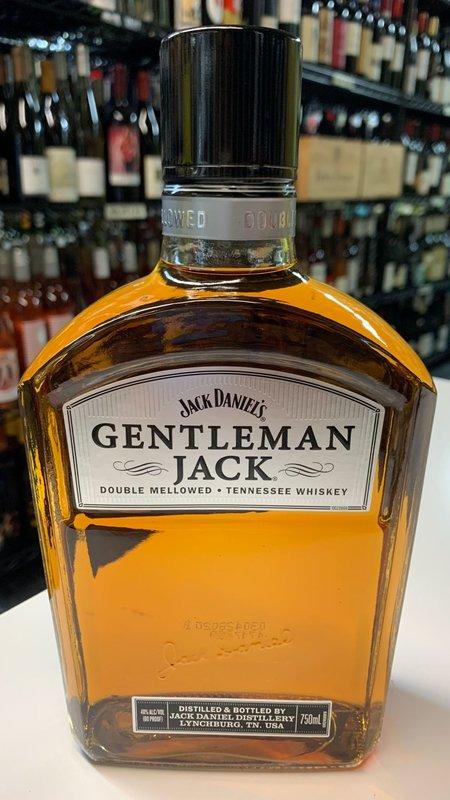 Jack Daniel's Jack Daniels Gentleman Jack Tennesse Whiskey 750ml