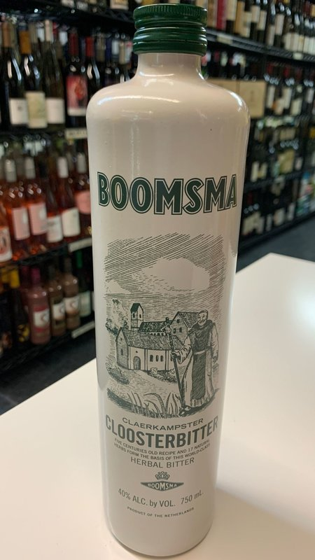 Boomsma Boomsma Claerkampster Cloosterbitter Liquer 750ml
