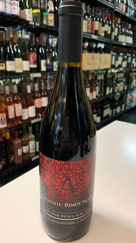 Apothic Apothic Pinot Noir 2019 750ml