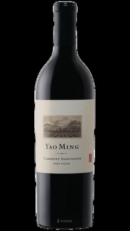 Yao Family Wines Yao Family Wines Yao Ming Cabernet Sauvignon 2013 750ml