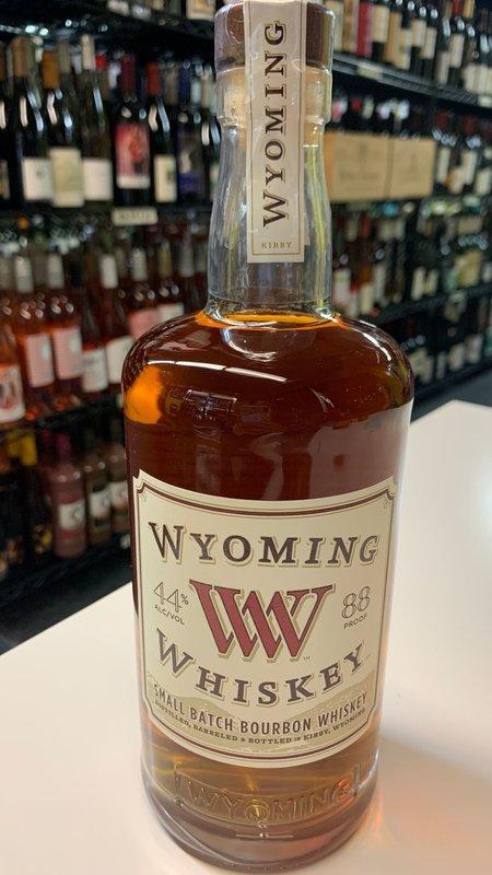 Wyoming Wyoming Bourbon Whiskey 750ml