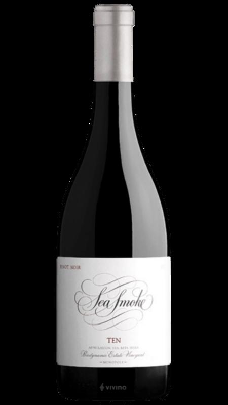 Sea Smoke Sea Smoke Ten Pinot Noir 2015 750ml