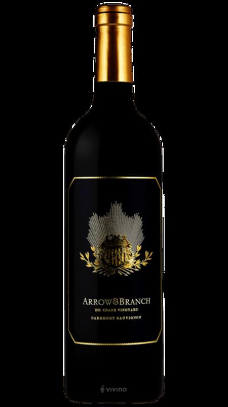 Arrow & Branch Arrow & Branch Dr. Crane Vineyard Cabernet Sauvignon 2013 750ml