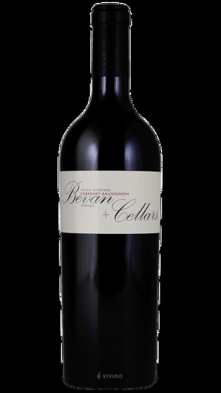Bevan Cellar Bevan Cellars Bench Vineyard Cabernet Sauvignon 2014 750ml