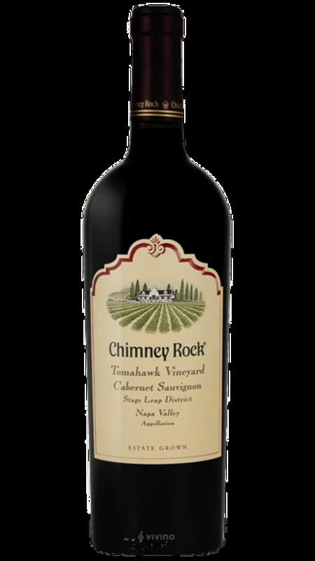 Chimney Rock Chimney Rock Tomahawk Cabernet Sauvignon 2006 750ml