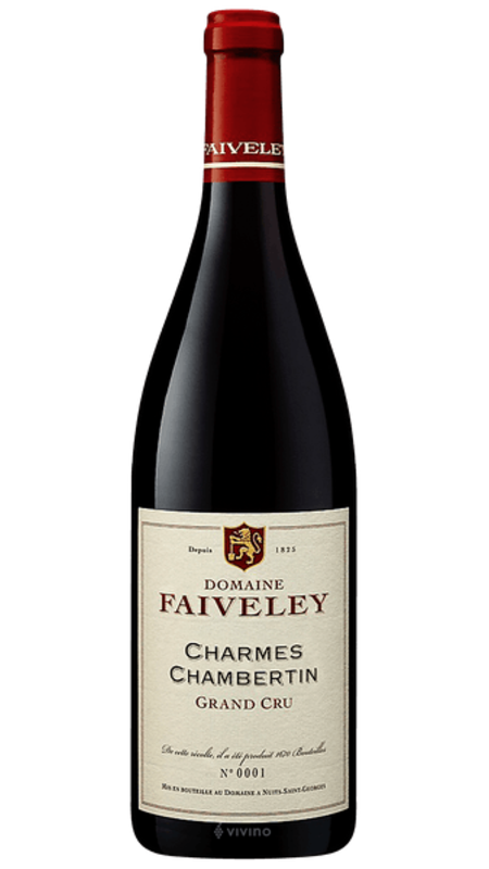 Faiveley Faiveley Charmes-Chambertin Grand Cru 2013 750ml
