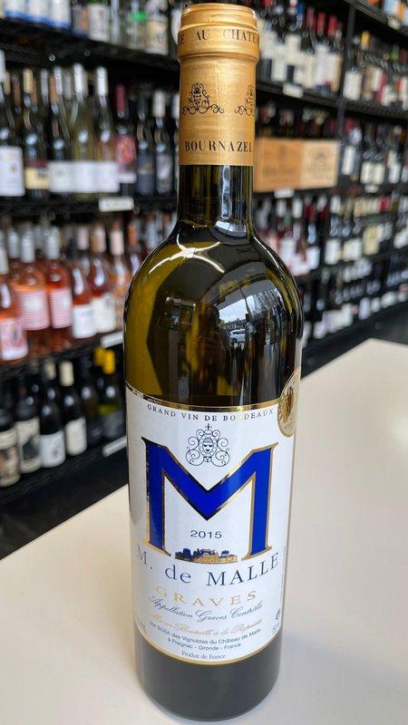 M de Malle M de Malle Bordeaux White 2015 750ml