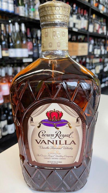 Crown Royal Crown Royal Vanilla Whisky 1.75L