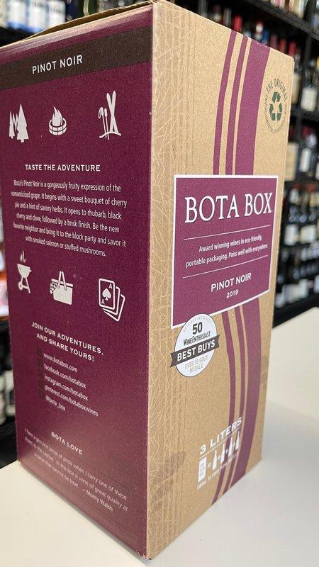 Bota Box Bota Box Pinot Noir 2019 3L