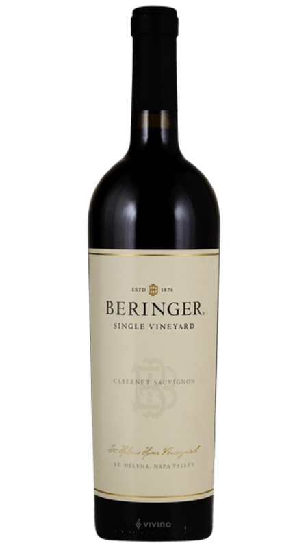Beringer Beringer Vineyards Cabernet Sauvignon Marston Vineyard 2007 750ml