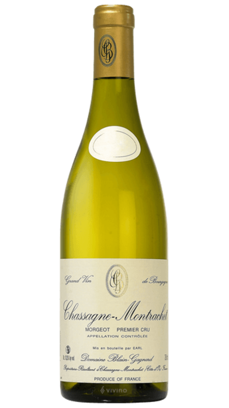 Domaine Blain-Gagnard Blain Gagnard Chassagne Montrachet Morgeots 2015 750ml