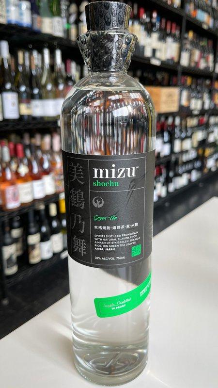 Mizu Mizu Green Tea Shochu 750ml