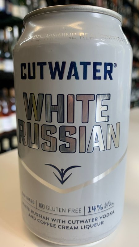 Cutwater Cutwater White Russian 12oz