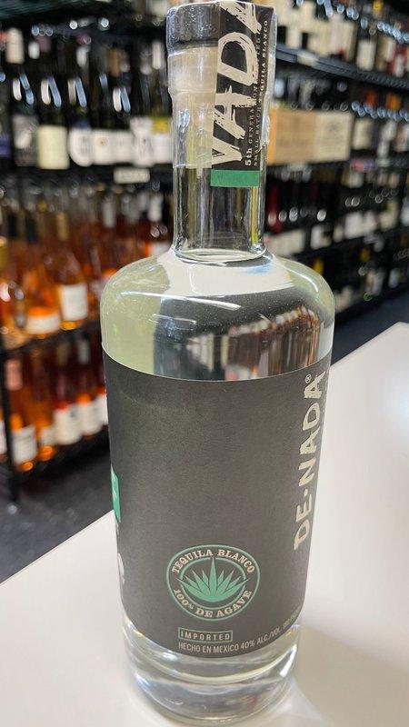 De nada De Nada Blanco Tequila 750ml
