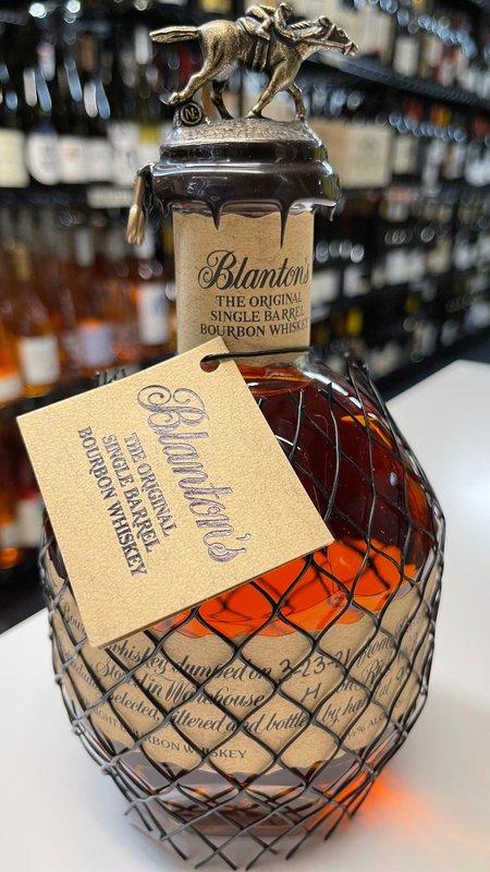 Blantons Blanton's Bourbon 750ml