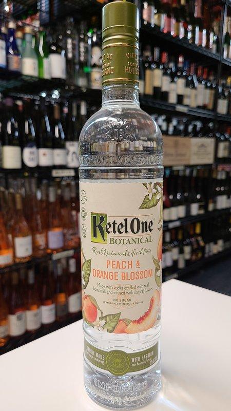 Ketel One Ketel One Botanic Peach Orange  Blossom Vodka 1L