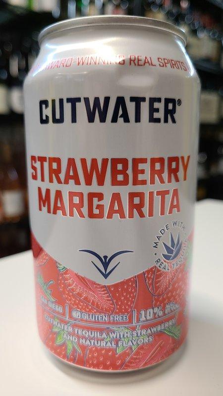 Cutwater Cutwater Strawberry Margarita 12oz