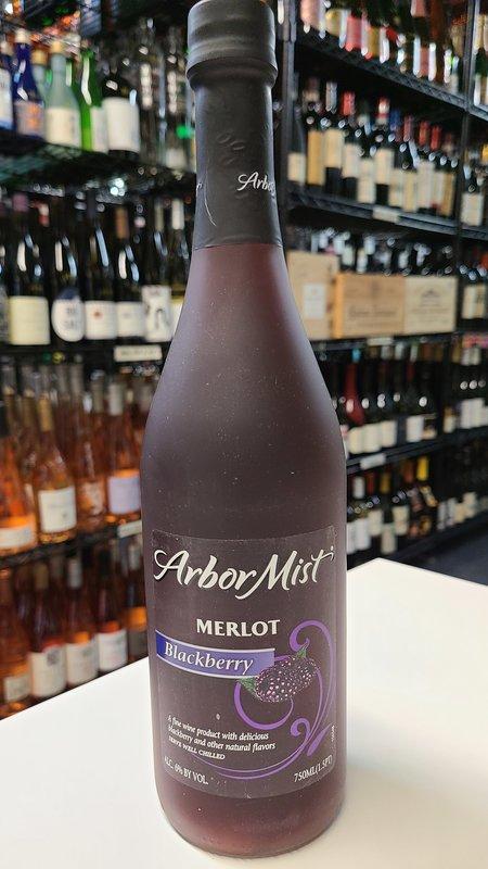 Arbor Mist Arbor Mist Merlot Blackberry NV 750ml