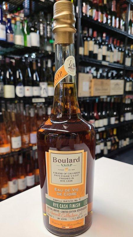 Boulard Calvados VSOP Rye Cask Finish 750ml