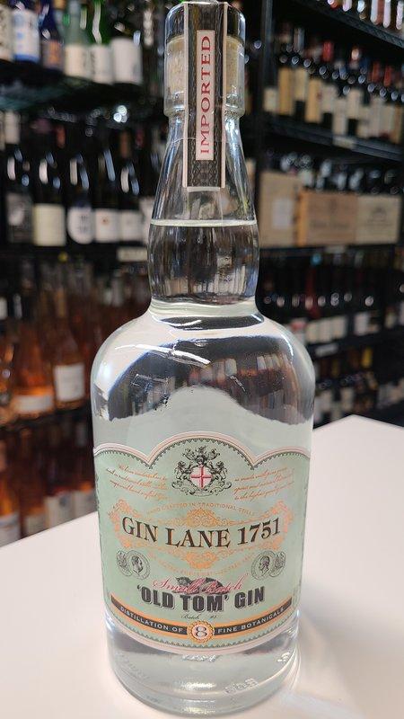 Gin Lane Gin Lane 1751 Old Tom Gin 750ml