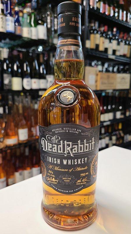 Dead Rabbit Irish Whiskey 750ml
