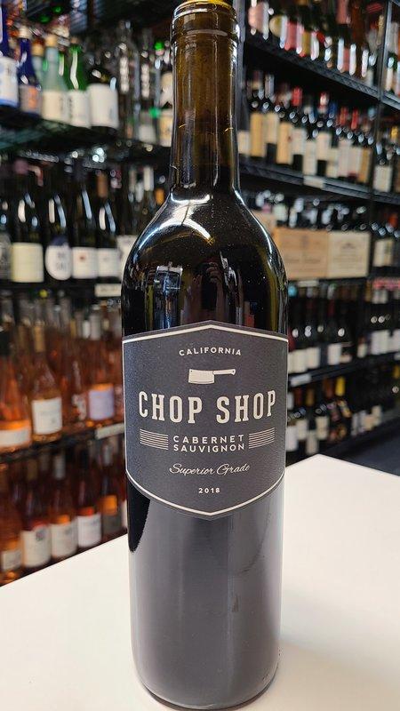 Chop Shop Chop Shop Cabernet Sauvignon 2018 750ml