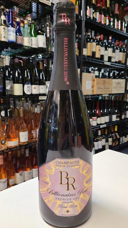 Billionaires Billionaires Row Champagne Premier Cru Brut NV 750ml